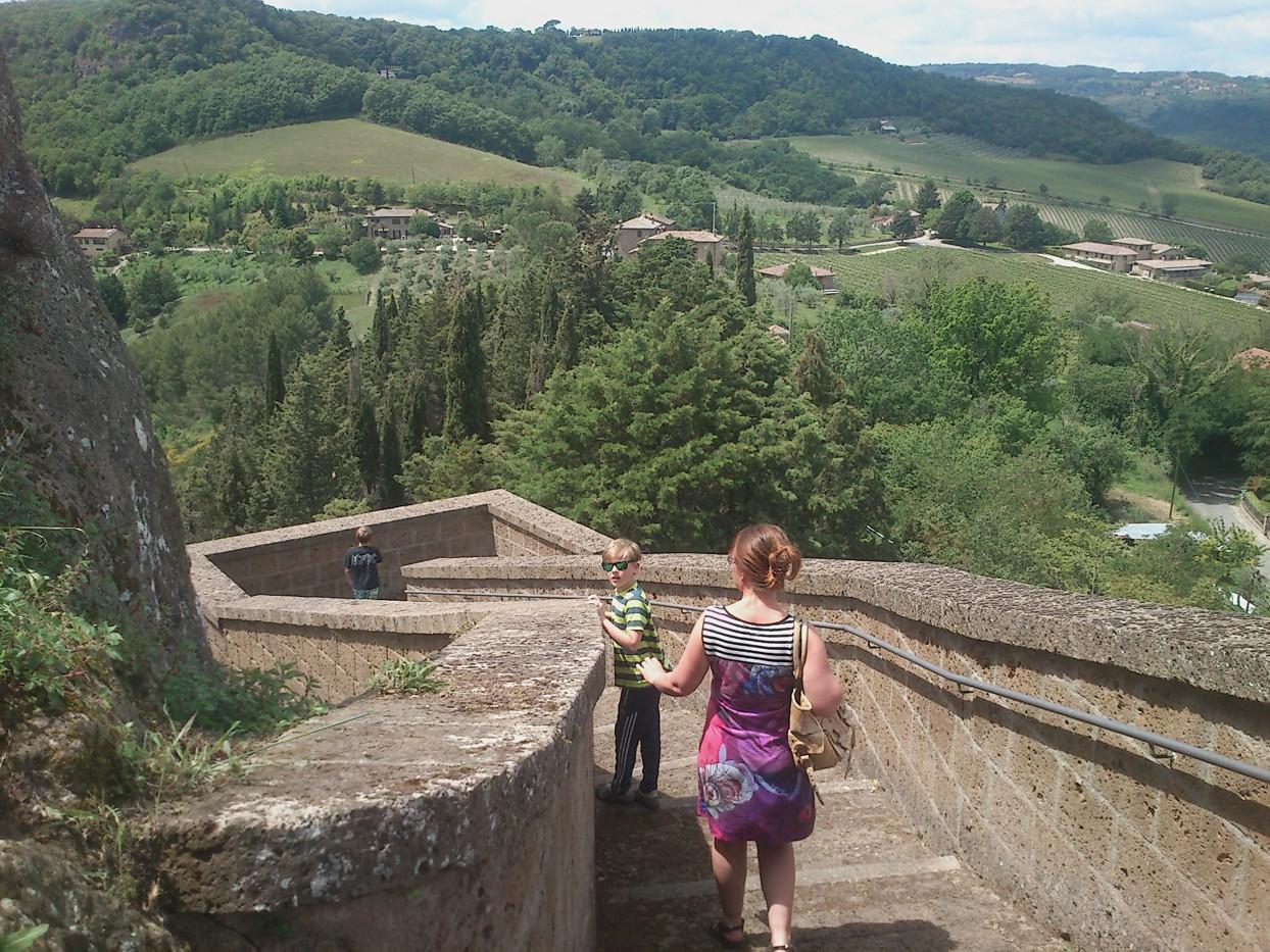 Rocca di Ripensena (fotograferet af Martin)